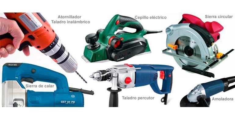 Reparación de gran variedad de herramientas